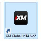 biểu tượng XM MT4